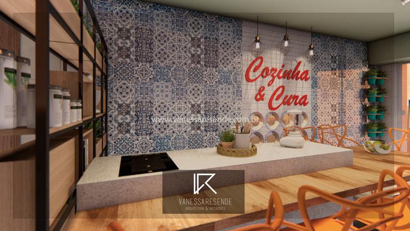 Cozinha & Cura - Espaço Verônicas